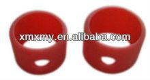 fashion cheap finger rubber unique thumb rings