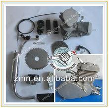 2 stroke 80cc bicycle engine kit/ZMN motorcycle/50cc bicimotor