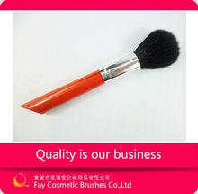 Powder makeup brush taklon bristles with c.p.c makeup brush