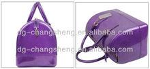 Italy lastest design candy lady bag Silicone handbag/jelly bag