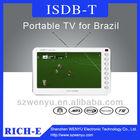 ISDB-T portable digital TV