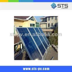 Poly silicon pv module 300W solar panel