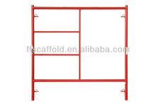 5x5'1'' Waco Red Style Mason Ladder Frame Scaffolding