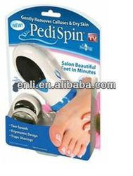 PediSpin Callus Remover , pedi spin as seen on TV