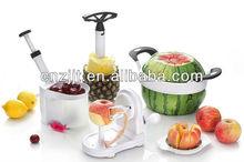 cortador de limão melancia cortador corer cereja descascador