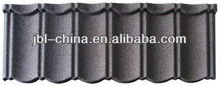 steel roofing shingles Flashing stone coated metal roof tile machine