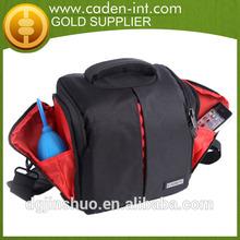 2014 new design multifunction 600D shoulder camera bag