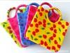 fashion silicone beach bag,silicone coin bag,fashion silicone wallet