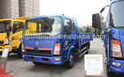 HOWO light duty 4X2 cargo truck