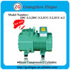 3HP Bitzer Semi-hermetic Refrigeration Compressor 2CC-3.2