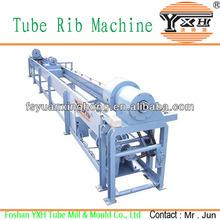 Indian Metal Tube Rib Machine , Euqipment