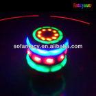 colour changing led peg-top,led lighting peg top