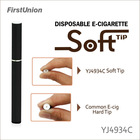 Soft tip disposable e cigarette popular products in usa