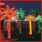 2014 Hot Sell and High Quality LED coconut palm Tree Light