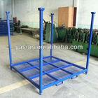 Tire storage racks, removable posts(60'x60'x60') of stacking racks,tire shelves