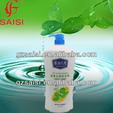 Ginger Nourishing mild shampoo brands for family use