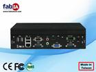 Intel Atom N2600 1.6G Small System w/VGA, 1S, Giga LAN, 5USB, CANBUS, Audio & Cfast/SD/mCard Socket Car PC