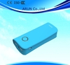 Long lasting Dual output 2.1A power bank charger