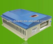 3KW 48V generators wind turbines controller with solar panel input