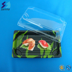 Blister Disposable Packaging Plastic Food Tray
