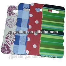 EVA garden kneeling pad with handle ,eva portable hassock,garden kneeler