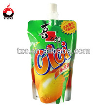 stand up pouch package for jelly