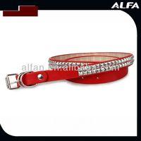 Lady PU Belt Children Elastic Waist Belt
