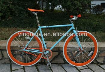 2014 new hot road racing bike or fixie bike