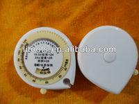 bmi measuring tape, Body 1.5M*7.5mm Tape Measure