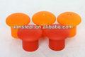 Fornecer 16-32mm cogumelo amarelo cap em estoque com preço barato