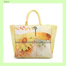 Customized fashion lady handbag
