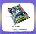 produit de fabrication 945 carte mère carte mère socket 775 fabricant de haute qualité de marque de carte mère