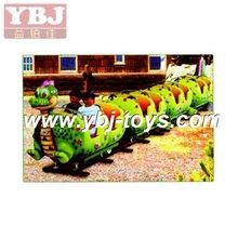 guangzhou electric amusement track train
