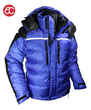 Super warm outdoor down jacket LZ008