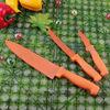 3pcs Colorful Coating hot Kitchen Knife Brands in Yangjiang