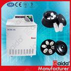 Large Capacity Refrigerated Centrifuges Speed 8000rpm,capacity 6x2400ml