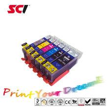 PGI-250 CLI-251 comaptible Ink Cartridge for Canon printer PIXMA MG-5420 IP-7220 PGI-250XL CLI-251XL compatible ink cartridge