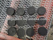 Pure Coconut Shell briquette machine made charcoal
