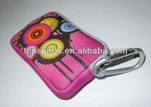 Portable Neoprene Digital Camera Bag charger bag