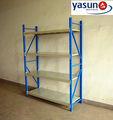 almacén de estanterías de almacenamiento 3 capa de rack