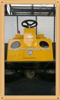 Electric Street Sweeper , road sweeper , powered sweeper machine