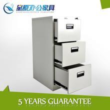 Central locking metal 3 drawer office file cabinet manufacturer