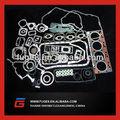 para komatsu motor diesel del cilindro juntas de culata 4d102