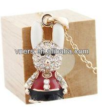 sterling silver925 necklacefashion diamon crystal black rhinestone necklace