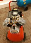 8.8CFM 2HP twin V cylinders coaxial air compressors 50 Litre