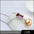nueva llegar la última perla collar 2014