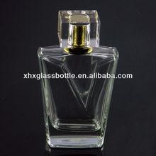 100ml branded shape perfume glass bottles perfume wholesale