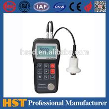 HST400G mini Ultrasonic metal, plastic, ceramic, glass, glass fiber digital Thickness Gauge/ thickness measuring instrument