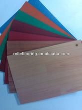 antiskid waterproof sheet lg pvc sports flooring