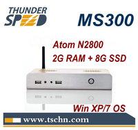 Dual Core Mini PC with 4GB RAM Intel Atom N2800 Processor Win 7 Ultimate OS